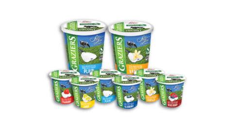 SNCC Graziers Yogurts
