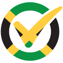 I am vaccinated logo, Jamaican flag. Click to download.